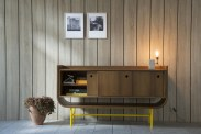 Buffet Design Vayk Jaune, Kann Design, 2380€